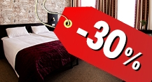 "50% discount in the ""Vintage"" hotel"