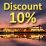 10% discount for your next stay